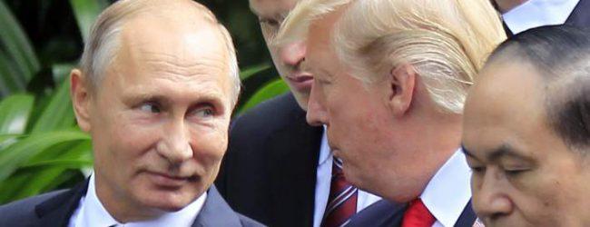 Αγριεύει η κόντρα Τραμπ-Πούτιν για τη Συρία -Προειδοποιούν οι ΗΠΑ, απαντά η Μόσχα