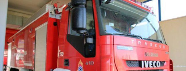 Φωτιά σε μονοκατοικία στα Τρίκαλα – Σώθηκε τετραμελής οικογένεια