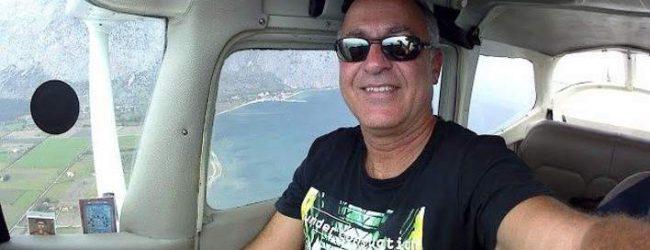 Απόστρατος σμήναρχος και επιχειρηματίας οι δύο νεκροί από την πτώση του αεροσκάφους στη Φωκίδα