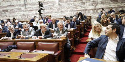 ΣΥΡΙΖΑ: Εσωτερικό μέτωπο αντίδρασης στον Τσίπρα για συντάξεις, ΔΕΗ και αναδοχή από ομόφυλα ζευγάρια