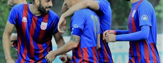 Γκολ και φάσεις από τη νίκη του Volos NFC στα Τρίκαλα