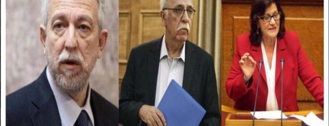 Σκιάθος: Κοντονής – Βίτσας – Φωτίου στο Συνέδριο της Ένωσης Εισαγγελέων Ελλάδας