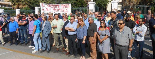 Βόλος: Απογοητευτική η συμμετοχή στην απεργία