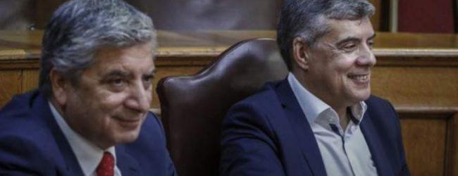 """Αποβλήθηκε ο Κ. Αγοραστός από την Επιτροπή για τον «Κλεισθένη» – Χαρακτήρισε τον Πουλάκη «κωλοτούμπα"""""""