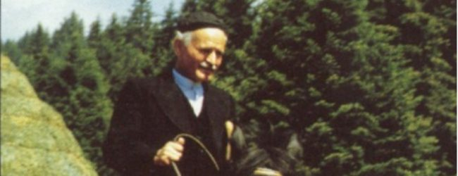 Εφυγε από τη ζωή ο Χρήστος Χρόνης – Διετελέσε επί σειρά ετών προέδρος των Σαρακατσαναίων