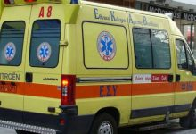 «Τρελή» πορεία για αυτοκίνητο στην Φαρσάλων – Στο νοσοκομείο ο οδηγός