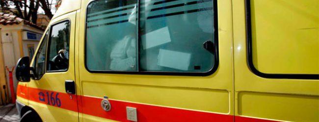Θύματα ξυλοδαρμού διασώστες του ΕΚΑΒ από συγγενείς αυτόχειρα!