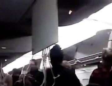 Πτήση τρόμου για 226 επιβάτες τουρκικού αεροπλάνου που έπεσε 30.000 πόδια σε πέντε λεπτά