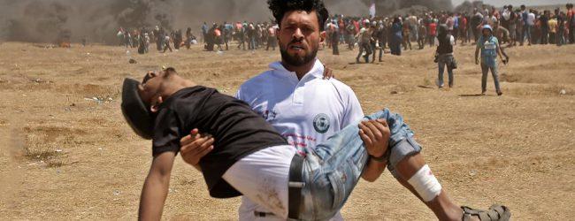 Παγκόσμιο σοκ από τη «ματωμένη Δευτέρα» με τους 58 νεκρούς στη Λωρίδα της Γάζας