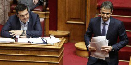 Ταραχή στα κόμματα με την «Ιλιντεν Μακεδονία» -Το «ζυγίζει» η κυβέρνηση