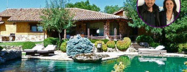 Σάλος στην Ισπανία: Ο Πάμπλο Ιγκλέσιας των Podemos αγόρασε σαλέ 540.000 ευρώ με πισίνα [εικόνες]
