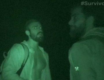 Survivor 2: Kαβγάς και βρισιές μεταξύ Ηλία και Χάρη (vids)