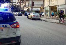 Φρικτό τροχαίο στα Τρίκαλα – Μοτοσικλετιστής παρέσυρε πεζό (φωτό)