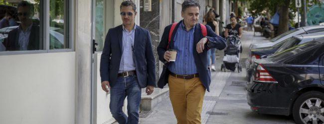 Τσακαλώτος: Υπερφορολογήσαμε αλλά «η φορολογία γενικά δεν είναι υψηλή»