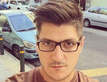 Πέθανε σε ηλικία 36 ετών ο Λαρισαίος δικηγόρος Χρήστος Γραμματίδης