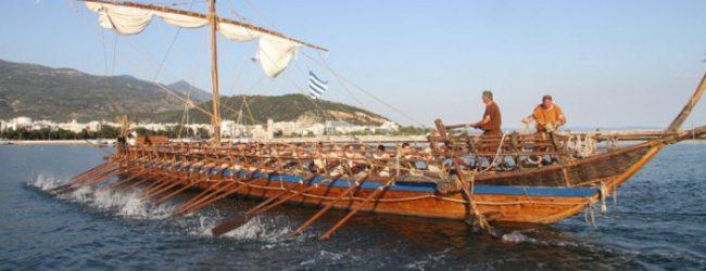 Στα χνάρια της Αργούς Τούρκοι ιστιοπλόοι