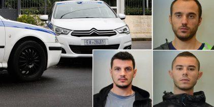 Σε ντουλάπα συνελήφθη ο ένας από τους δραπέτες της Αργυρούπολης: Σε Κορωπί-Λούτσα ψάχνουν τους άλλους δύο
