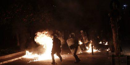 Europol: Πρώτη σε τρομοκρατικές επιθέσεις αναρχικών η Ελλάδα