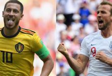 Μουντιάλ 2018: Μεγάλο ματς Αγγλία-Βέλγιο, μάχες για την πρόκριση στον 8ο όμιλο