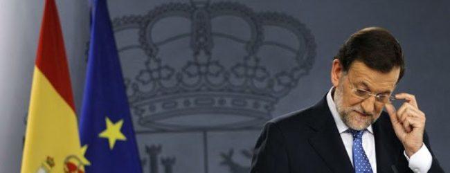 Ραγδαίες εξελίξεις στην Ισπανία: παραιτήθηκε ο Ραχόι  Αναλαμβάνει πρωθυπουργός ο σοσιαλιστής Σάντσεθ