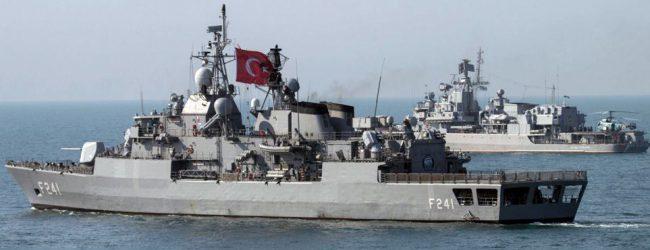 Σε αυξημένη ετοιμότητα οι ναυτικές δυνάμεις της Τουρκίας στο Αιγαίο
