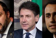 Ιταλία: Συμφώνησαν σε κυβέρνηση- Πρωθυπουργός ο Κόντε, αντιπρόεδροι Σαλβίνι-Ντι Μάιο