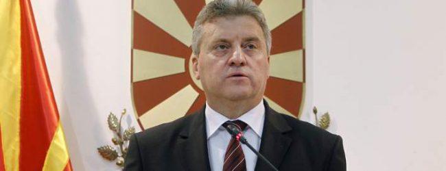 Διάγγελμα Ιβάνοφ: Δεν θα υπογράψω αυτό το ταπεινωτικό κείμενο για τα Σκόπια