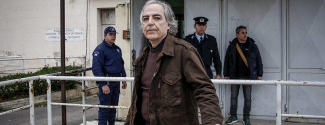 Προκλητικός Κουφοντίνας: Δεν θα έκανα ποτέ δήλωση μετάνοιας για την «17 Νοέμβρη»