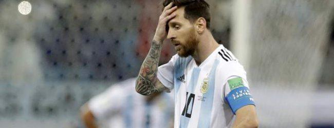 Μουντιάλ 2018: Ενας Μέσι δεν… φτάνει -Η Κροατία «τελείωσε» (3-0) την Αργεντινή [βίντεο]