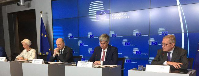 Συμφωνία για την Ελλάδα στο Eurogroup: 10ετής επιμήκυνση στο χρέος και δόση 15 δισ. ευρώ