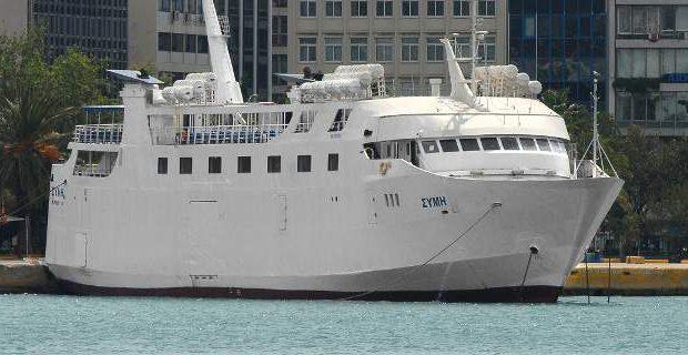 Πρόσκρουση επιβατηγού πλοίου στο λιμάνι της Σκιάθου – Οι επιβάτες είναι καλά στην υγεία τους