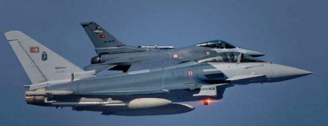 Μετά τις απειλές για τους 8, τουρκικά F-16 πάνω από τέσσερα ελληνικά νησιά