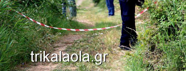Βρέθηκε πτώμα ανδρός σε πλήρη αποσύνθεση στα Τρίκαλα (vid)