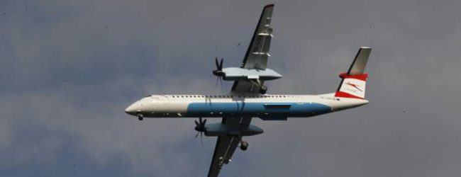 Περιπέτεια στον αέρα για 140 επιβάτες με προορισμό τη Σκιάθο -Εν μέσω αστραπών και βροντών