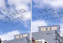 Μουντιάλ 2018: Το βίντεο της RAF που σαρώνει στην Αγγλία – Αεροπλάνα σχηματίζουν στον ουρανό «It's Coming Home»