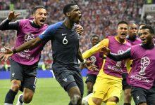 Μουντιάλ 2018 Γαλλία-Κροατία 4-2: Το σήκωσαν οι τρικολόρ!  [βίντεο]