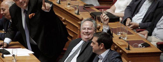 Ο Κοτζιάς «αδειάζει» τον Καμμένο: Οι ΑΝΕΛ θα ψηφίσουν τη συμφωνία των Πρεσπών
