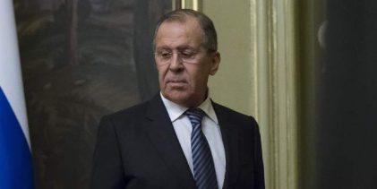 Βόμβα Λαβρόφ: Δεν έρχεται στην Ελλάδα -Στο κόκκινο οι σχέσεις με Τσίπρα