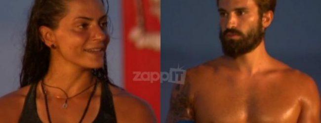 Survivor: Ηλίας Γκότσης και Μελίνα Μεταξά προκρίθηκαν στον ημιτελικό!