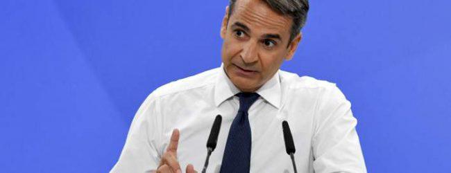 Μητσοτάκης: Δεν υπάρχει πολιτική ευθύνη χωρίς παραιτήσεις