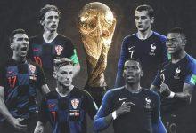 Γαλλία-Κροατία: Η ώρα των τιτάνων
