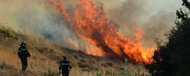 Οι βροχές στον κάμπο και τα πρόστιμα σταμάτησαν τις φωτιές στις σιτοκαλαμιές