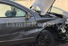 Παραλίγο τραγωδία στη Φθιώτιδα -Αυτοκίνητο με 5μελη παρέα έπεσε από ύψος 3μ.