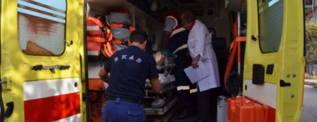 Αυτοκίνητο παρέσυρε και σκότωσε γυναίκα στα Φάρσαλα