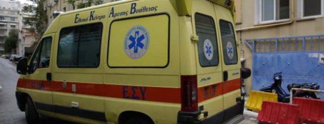 Γυναίκα έπεσε από μπαλκόνι πολυκατοικίας στην Ελασσόνα
