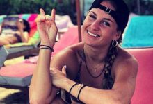 Η Κατερίνα Δαλάκα τσακώθηκε με παπαράτσι στη Σκιάθο -Ηταν με τον Ντάνο