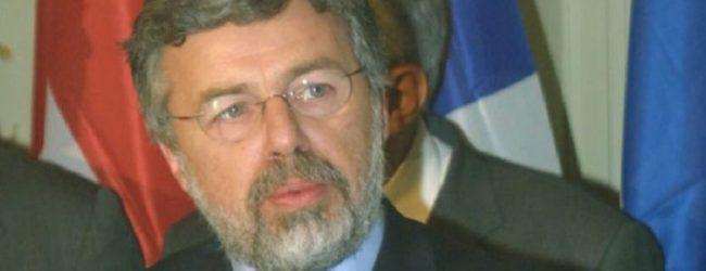 Συνελήφθη στη Λάρισα ο πρώην ευρωβουλευτής της ΝΔ Γιώργος Δημητρακόπουλος