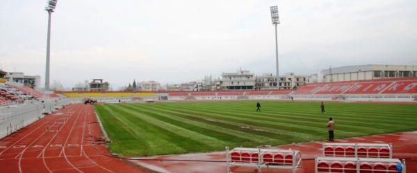Χρηματοδότηση για το ΕΑΚ διασφάλισε, μέσω του υπ. Αθλητισμού, ο Δήμαρχος Βόλου, Αχ. Μπέος