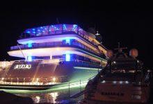 Φωτογραφίες: Στη Ζάκυνθο ο Εμίρης του Κατάρ – Δείτε το υπερπολυτελές σκάφος του
