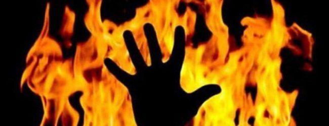Σοκ στον Αμπελώνα: Άντρας αυτοπυρπολήθηκε μέσα στο σπίτι του!